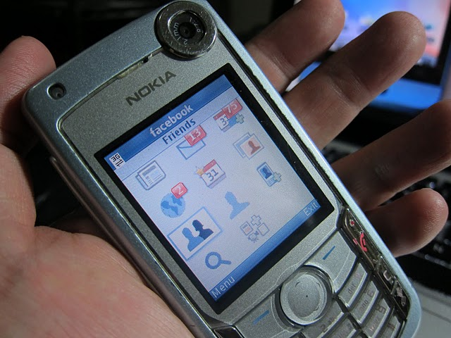 Face Book For Nokia5233